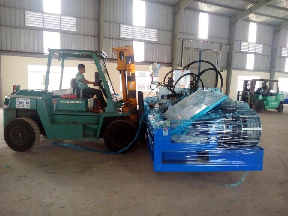 dịch vụ xe nâng tại khu công nghiệp